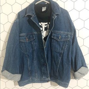 Vintage Denim Jacket | Ruff Hewn